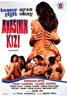 Anasının Kızı Yeşilçam Erotik Filmi Full izle | HD