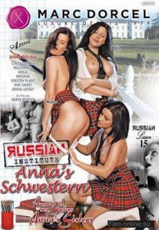 Russian Institute Lesson 15 Annas Sister Erotik Filmini izle